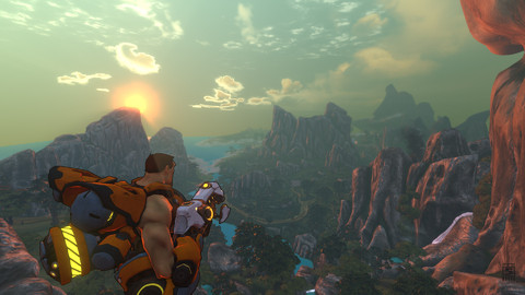 Red 5 Studios - Red 5 (Firefall) engage des poursuites contre Webzen