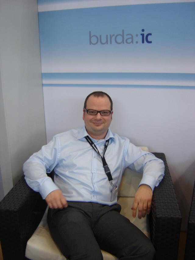 Achim Kaspers, Vice President Marketing de Burda:ic