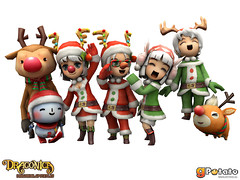 Animations de Noël 2009