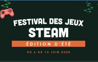 """Festival des jeux """"édition d'été"""" Steam"""
