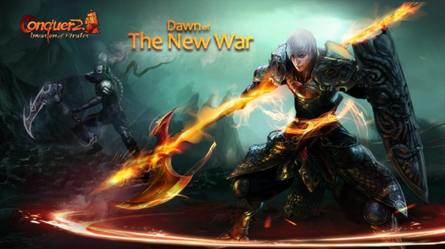 Dawn of the new war