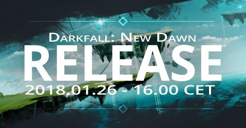 Darkfall: New Dawn - Sortie de Darkfall New Dawn