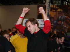 Vincekiller qui a harangue la foule !