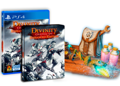 Divinity: Original Sin Enhanced Edition daté... sur console