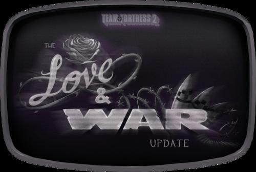 """Mise à jour """"Love of War"""""""