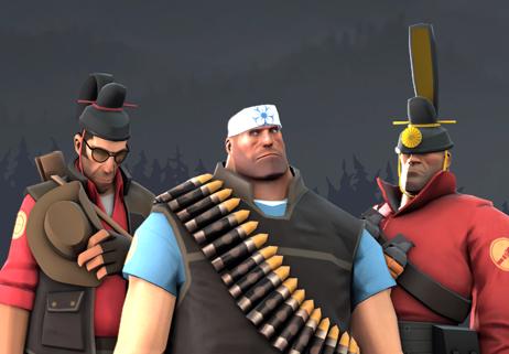 Les 3 chapeaux