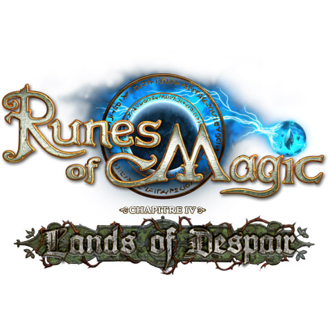 Logo de Runes of Magic: Lands of Dispair