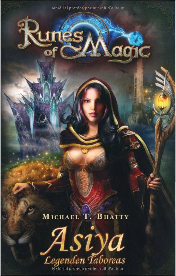 Asiya, légendes de Taborea