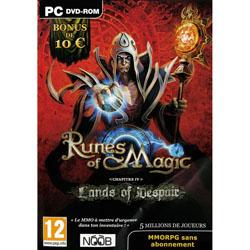Boîte de jeu Runes of Magic - Lands of Dispair