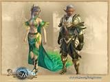 Un couple d'Elfes