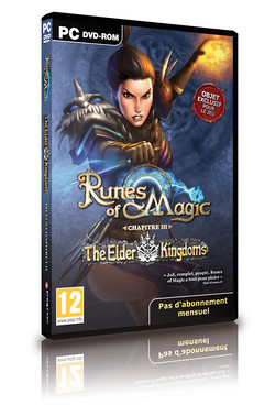 Boite Runes of Magic: The Elder Kingdoms