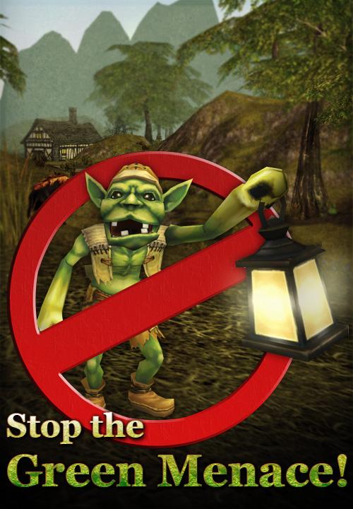 La menace à peau verte