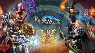 Dix ans de Runes of Magic