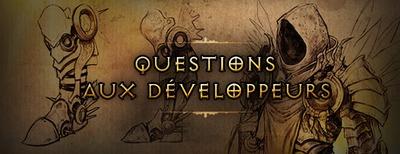 Q/R des développeurs
