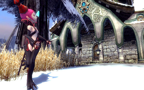 Dragon Nest - Nouveau donjon et mode PvP dans Dragon Nest « Global »
