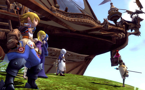 Dragon Nest - Dragon Nest « Global » s'annonce en bêta-test ouvert