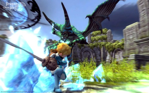 Dragon Nest - Dragon Nest est officiellement disponible en Europe
