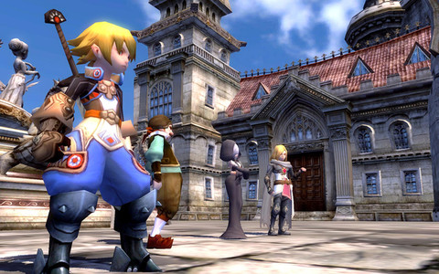 Dragon Nest - Dragon Nest en bêta-test ouvert chinois