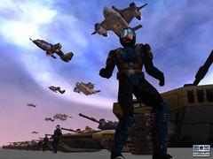 Bataillion NC partant pour la guerre