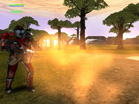 PlanetSide - PlanetSide 1 « totalement free-to-play » pour tous à compter d'avril prochain