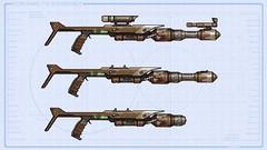 Armes Trooper 2