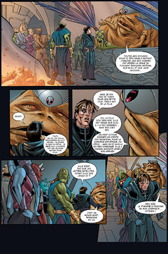 Blood of The Empire Page 25