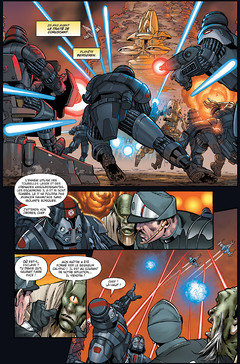 Blood of the Empire Page 1