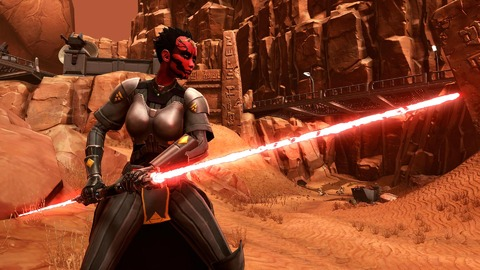 Star Wars The Old Republic - Vers une fusion des serveurs de Star Wars The Old Republic
