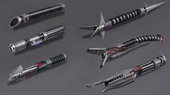 Sabres laser Sith