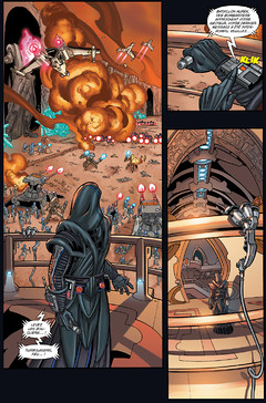 Blood of the Empire Page 2