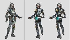 concept art bounty hunter 2