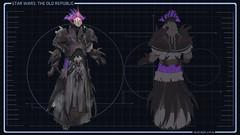 Armure Inquisiteur Sith 1