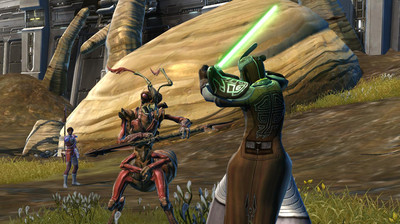 Preview de The Old Republic par PC Gamer - The Old Republic preview 4