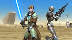 La « version gratuite » de SWTOR est officiellement disponible