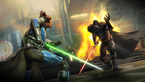 Star Wars The Old Republic - L'extension Onslaught de Star Wars The Old Republic est disponible