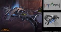 Art conceptuel Coruscant 4