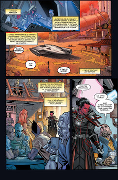 """Blood of The Empire"" Chapitre I - Numéro 2"