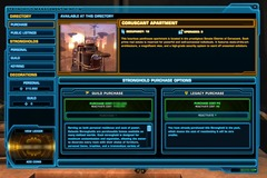 Présentation de Galactic Strongholds par le Lead Designer de Star Wars: The Old Republic