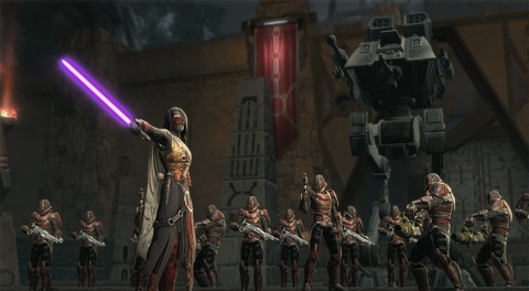 Star Wars The Old Republic - Star Wars The Old Republic déploie sa mise à jour 5.10.2 « Heralds of Victory »