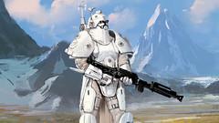 Trooper des neiges