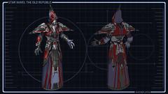 Armure Inquisiteur Sith 3