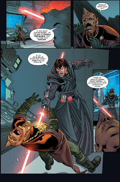 Blood of the Empire Page 5