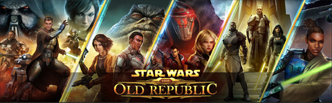 Star Wars The Old Republic - Star Wars The Old Republic débarque sur Steam