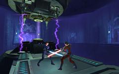 Un autre duel au sabre laser