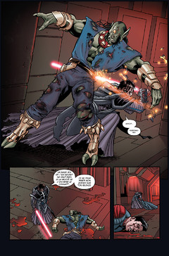 Blood of The Empire Page 81