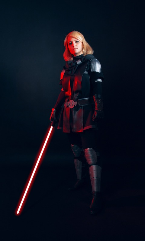 Star Wars The Old Republic - Cosplay: Lana Beniko à l'honneur