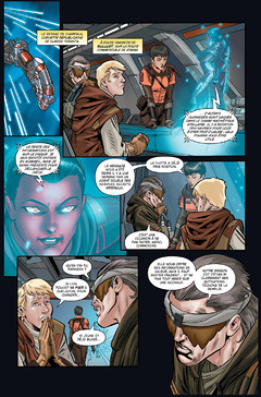 Blood of The Empire Page 22