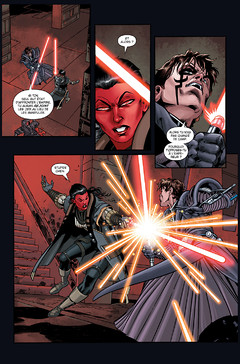 """Blood of the Empire"" Chapitre III - Numéro 3"