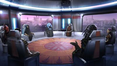 Star Wars The Old Republic - L'Ordre Jedi - Star Wars: The Old Republic