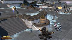 Zone de guerre sur Aldérande 2
